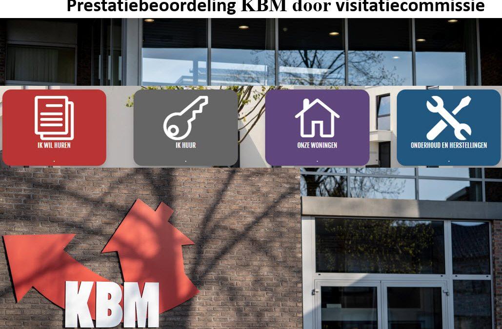 Prestatiebeoordeling KBM door visitatiecommissie