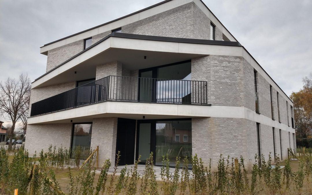 Nieuwe huurders voor appartementen Oosthamsesteenweg in Beverlo