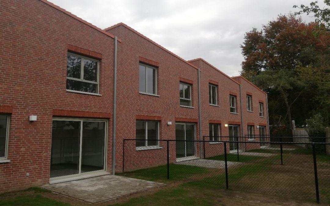 Nieuwe KBM woningen in Ham